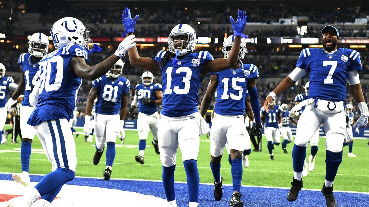Platz 15: Indianapolis Colts - Bildquelle: 2015 Getty Images