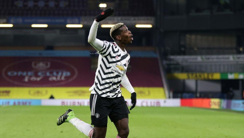 Pogba erzielt Siegtor für ManUnited - Bildquelle: POOLPOOLSIDCLIVE BRUNSKILL