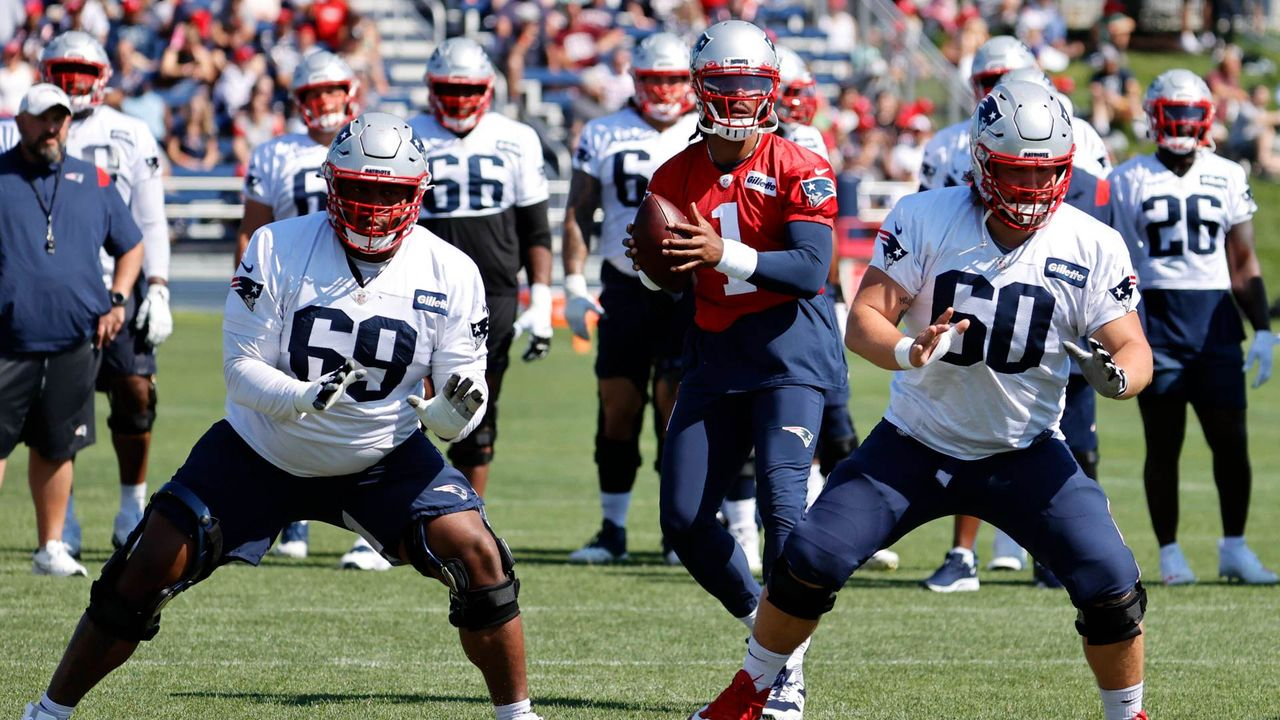 Platz 2: New England Patriots - Bildquelle: imago