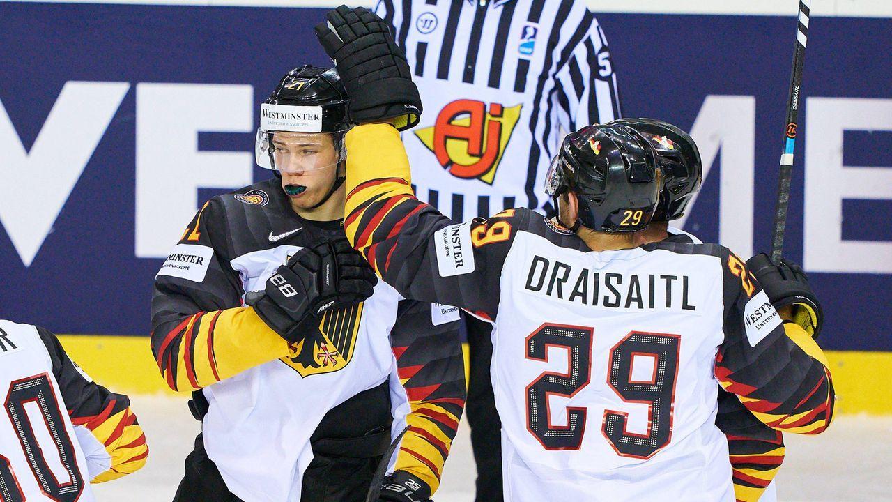 Juwel mit NHL-Zukunft - Bildquelle: imago images / ActionPictures