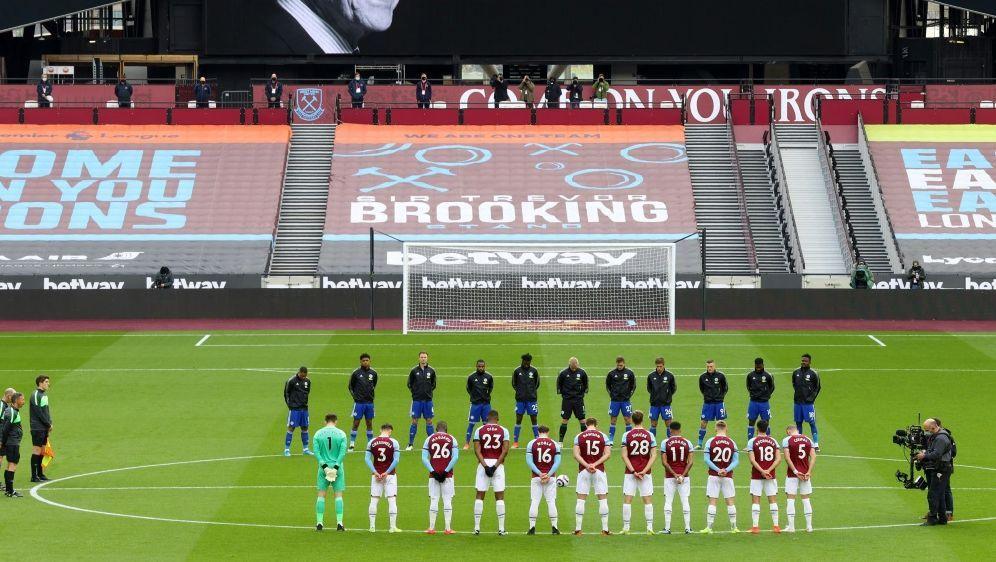 Die Premier League erwägt Spielverlegungen - Bildquelle: AFPSIDJULIAN FINNEY