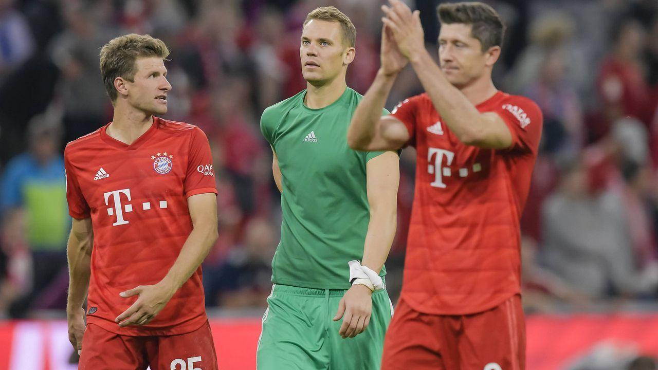 FC Bayern München (Bundesliga) - Bildquelle: imago