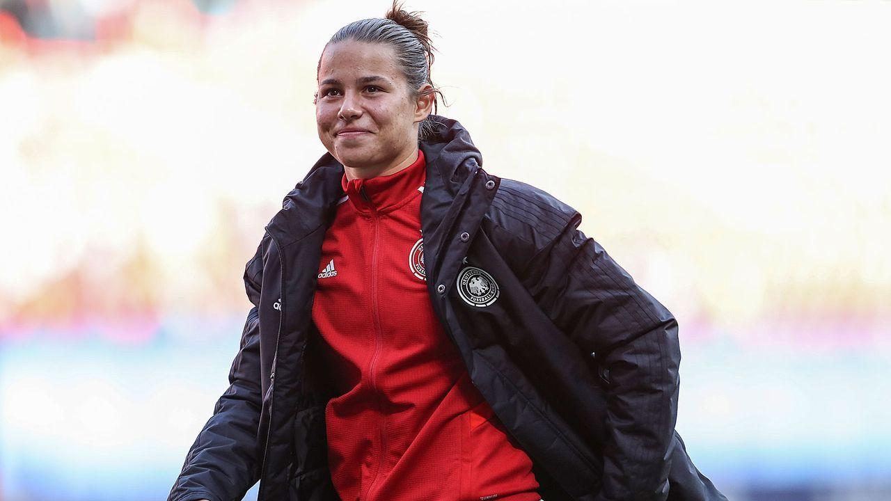 Lena Oberdorf (Mittelfeld) - Bildquelle: Getty Images