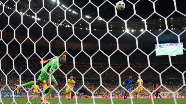Frankreich vs. Rumänien - Bildquelle: 2016 Getty Images