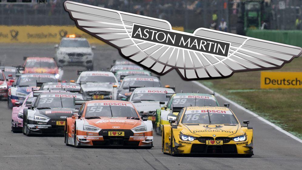 Aston Martin steigt in die DTM ein - Bildquelle: Getty
