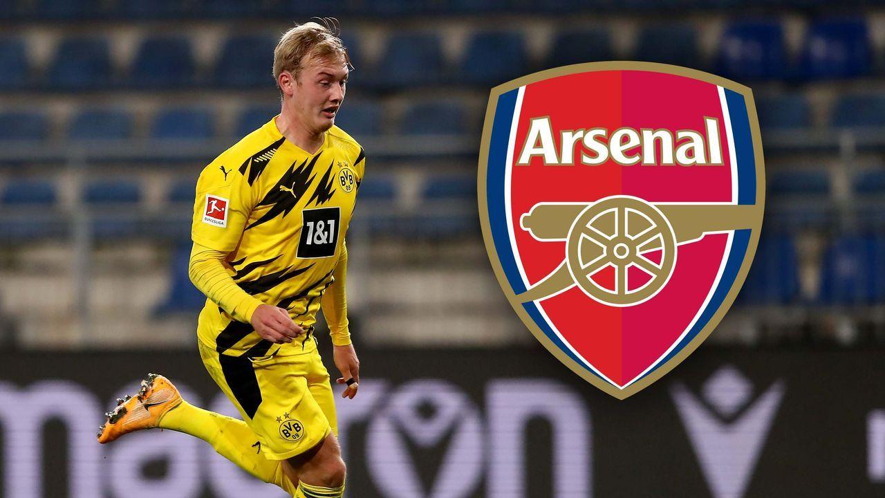 Julian Brandt (Borussia Dortmund)  - Bildquelle: getty