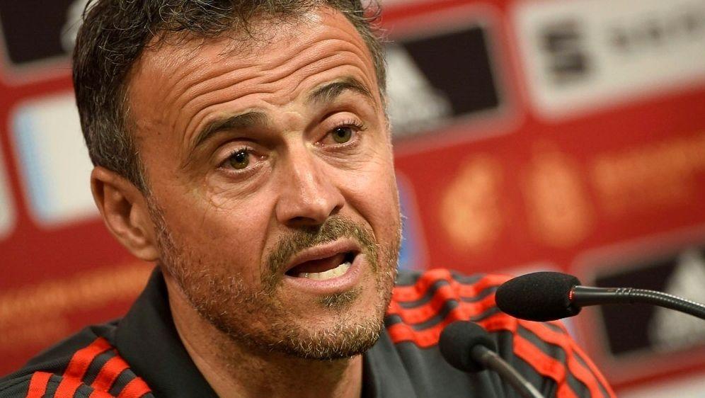 Comeback als Nationaltrainer: Luis Enrique - Bildquelle: AFPSIDJOSE JORDAN
