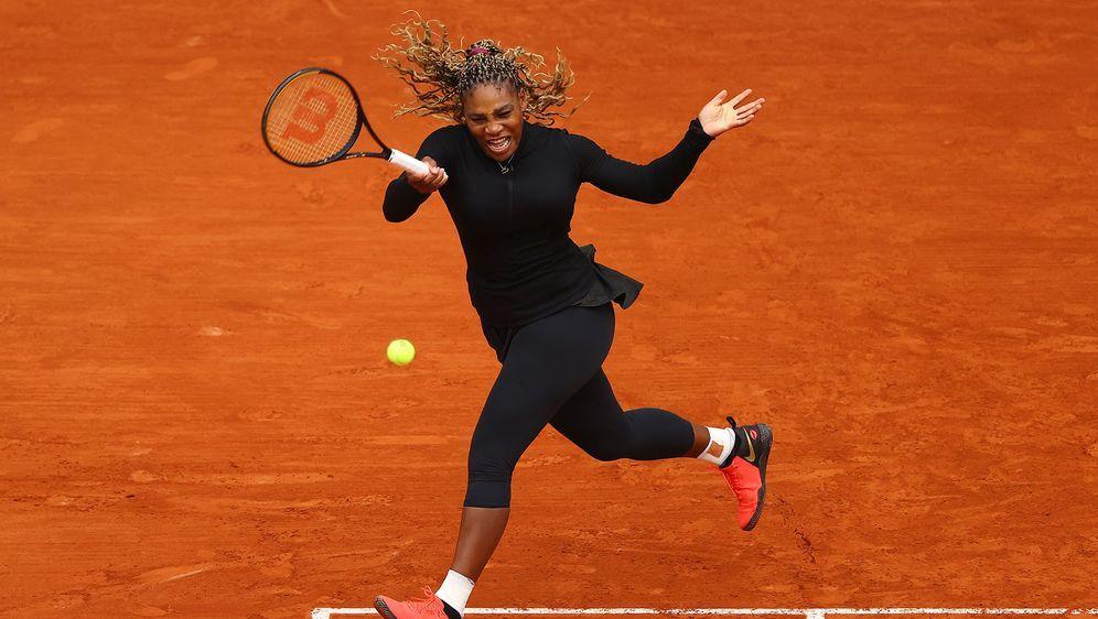 Serena Williams tritt nicht zu Zweitrundenmatch an - Bildquelle: AFPSIDROB PRANGE