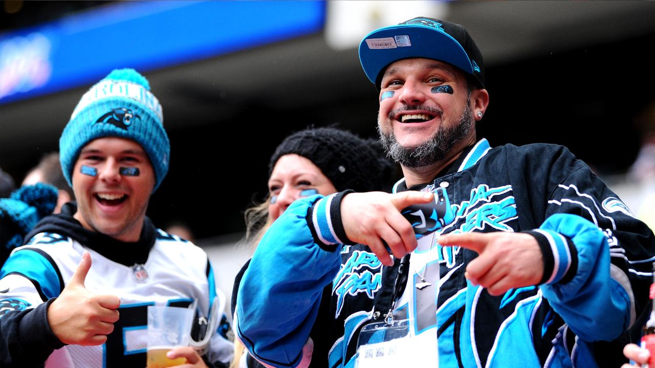 Platz 16: Carolina Panthers - Bildquelle: Getty Images