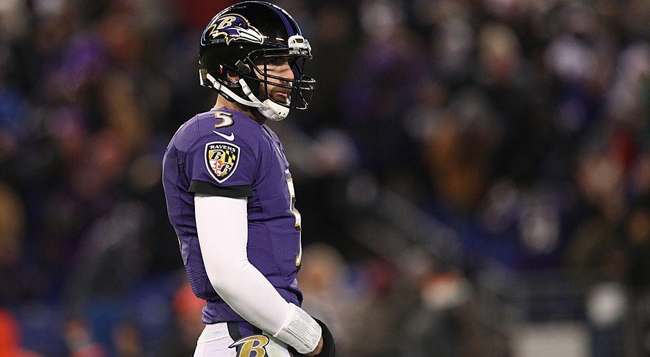 Platz 20: Baltimore Ravens - Bildquelle: 2017 Getty Images
