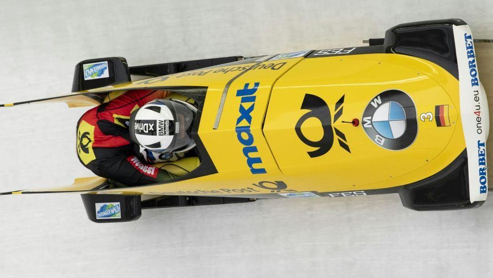 WM in Whistler: Mariama Jamanka auf Goldkurs - Bildquelle: PIXATHLONPIXATHLONSID
