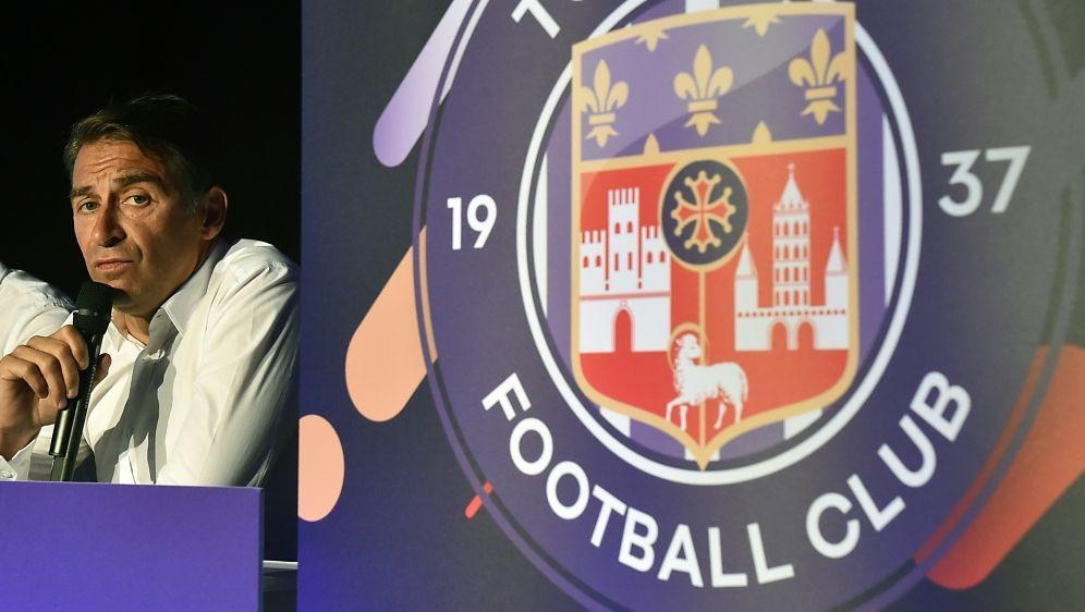 Der FC Toulouse stand mit 13 Punkten am Tabellenende - Bildquelle: AFPSIDPASCAL PAVANI