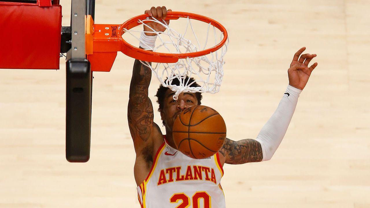 Eastern Conference - 4. Rang: Atlanta Hawks - Bildquelle: Getty Images