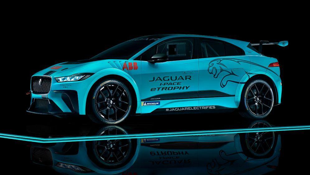 Neues Kapitel: Die Jaguar I-PACE eTrophy.
