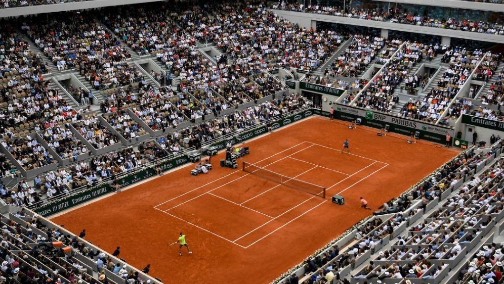 Volle Tribünen gibt es bei den French Open 2020 nicht - Bildquelle: AFPSIDCHRISTOPHE ARCHAMBAULT