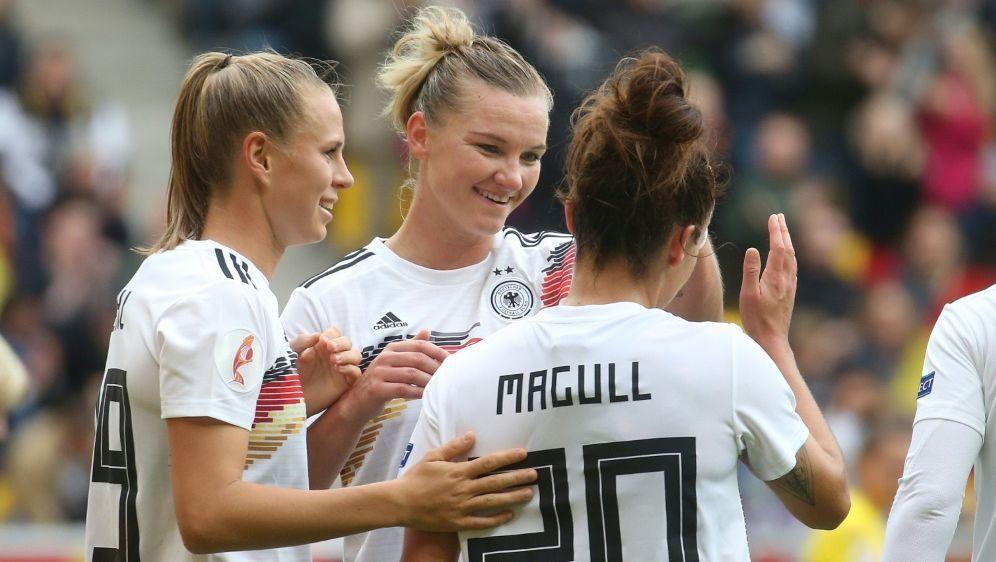 Deutschland gewinnt auch in Griechenland - Bildquelle: FIROFIROSIDfiro Sportphoto Jrgen Fromme
