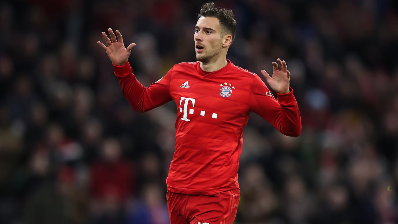 FC Bayern: Leon Goretzka - Bildquelle: Getty Images