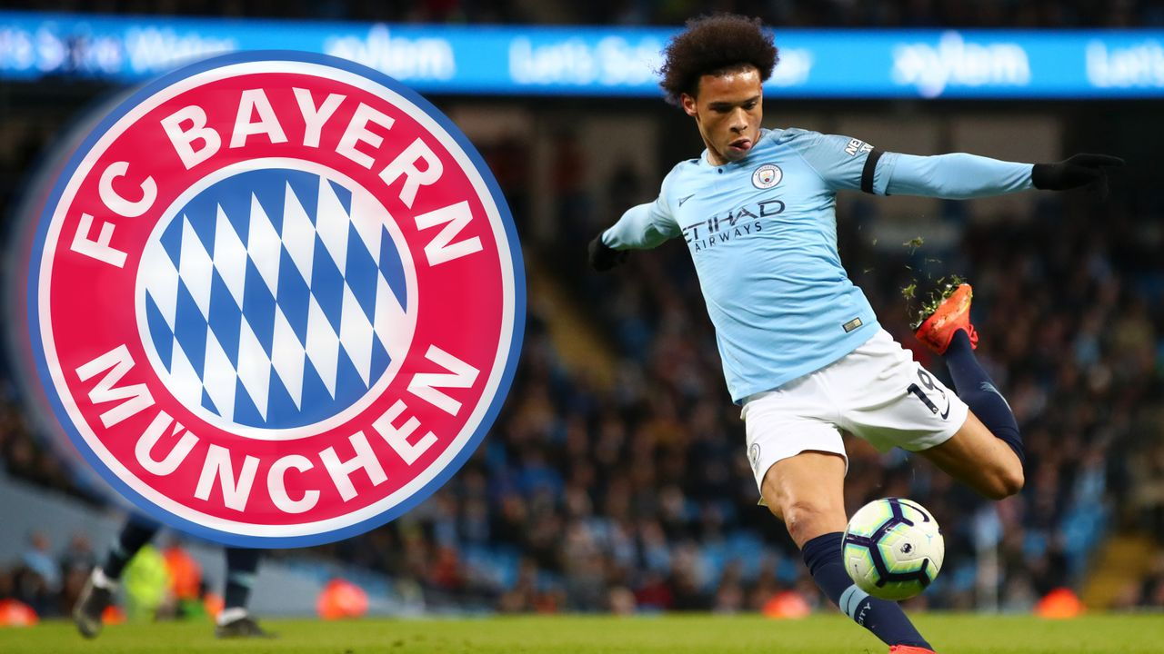 Leroy Sane (Manchester City) - Bildquelle: 2019 Getty Images