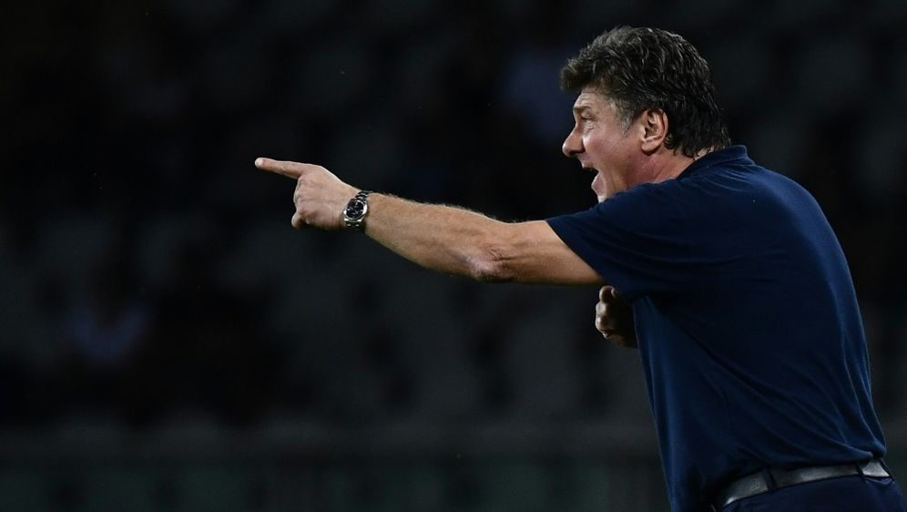 Walter Mazzarri ist der neue Trainer von Cagliari Calcio - Bildquelle: AFPSIDMARCO BERTORELLO
