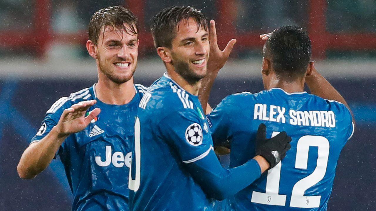Juventus Turin  - Bildquelle: imago images/ITAR-TASS