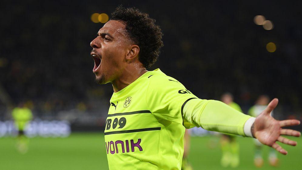 Brachte Dortmund in Führung: Donyell Malen - Bildquelle: Getty Images