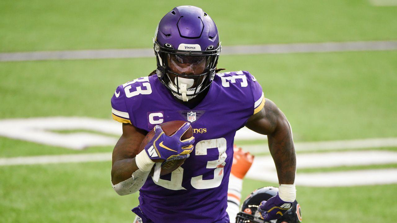 Platz 4: Dalvin Cook (Minnesota Vikings) - Bildquelle: 2020 Getty Images