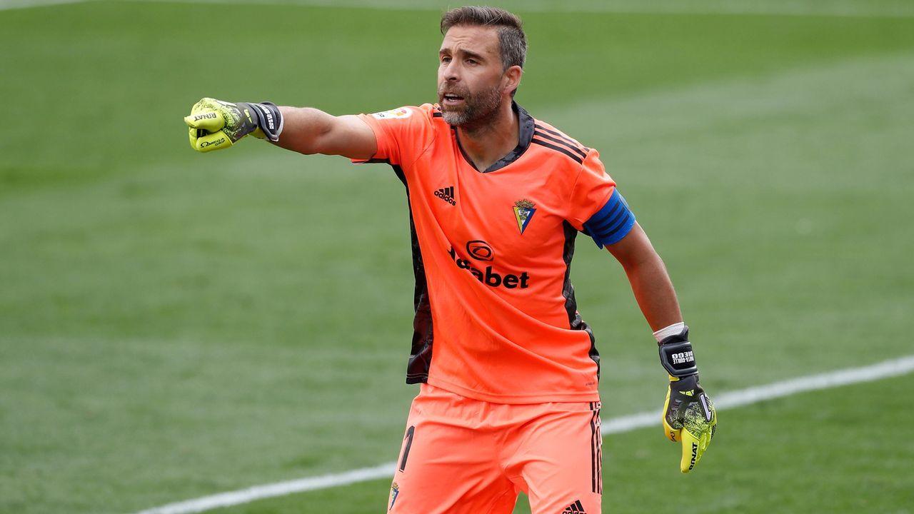 Cadiz-Keeper Cifuentes: La-Liga-Debüt mit 41 Jahren - Bildquelle: imago images/AFLOSPORT