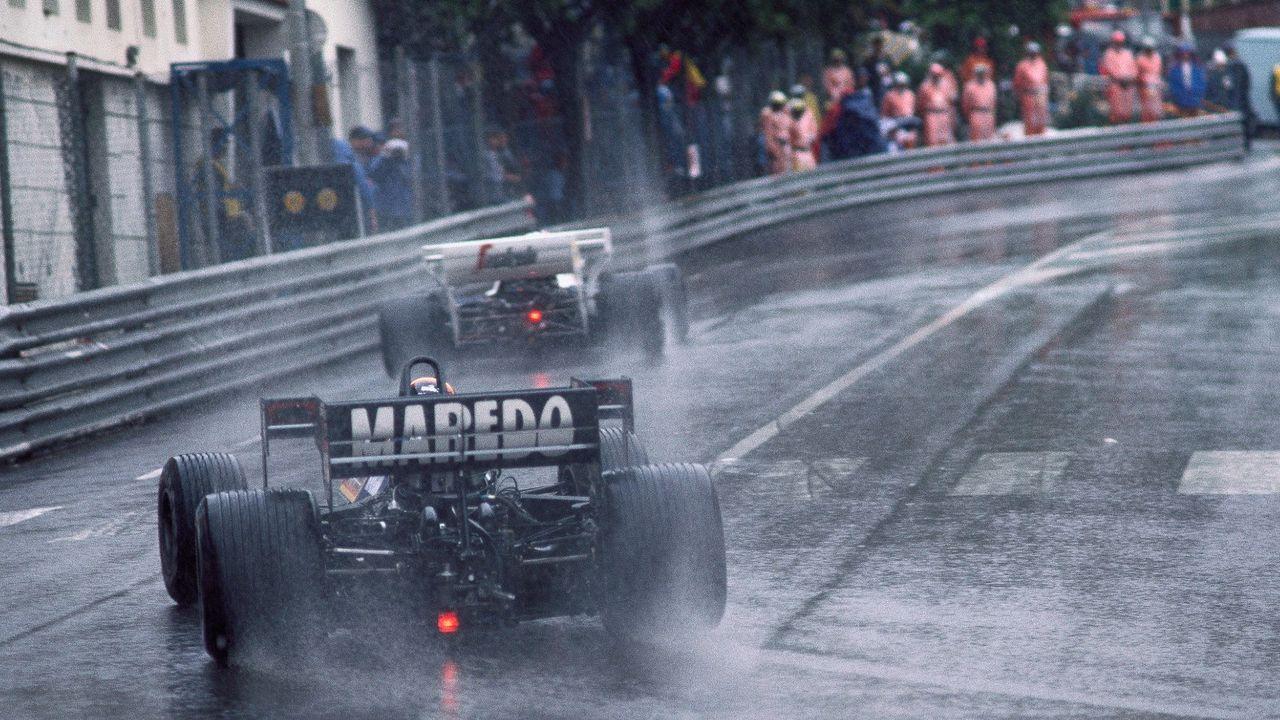 Monaco-GP 1984 - Bildquelle: Imago