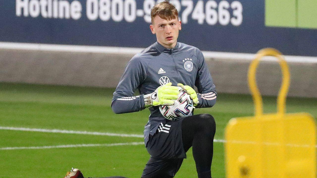 Markus Schubert (Eintracht Frankfurt) - Bildquelle: imago images/regios24