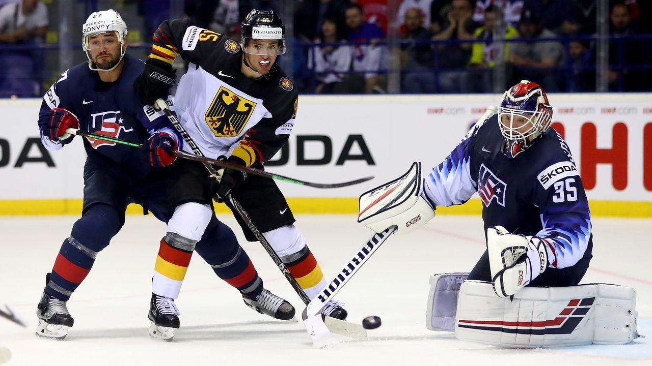 ran-Favoritencheck zur Eishockey-WM: Deutschlands große Chance - Bildquelle: 2019 Getty Images