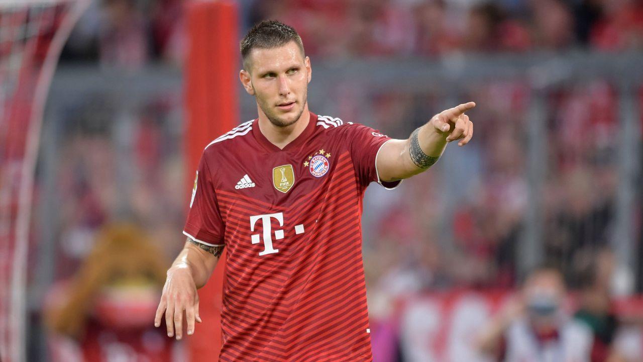 Niklas Süle (FC Bayern München) - Bildquelle: imago images/Passion2Press