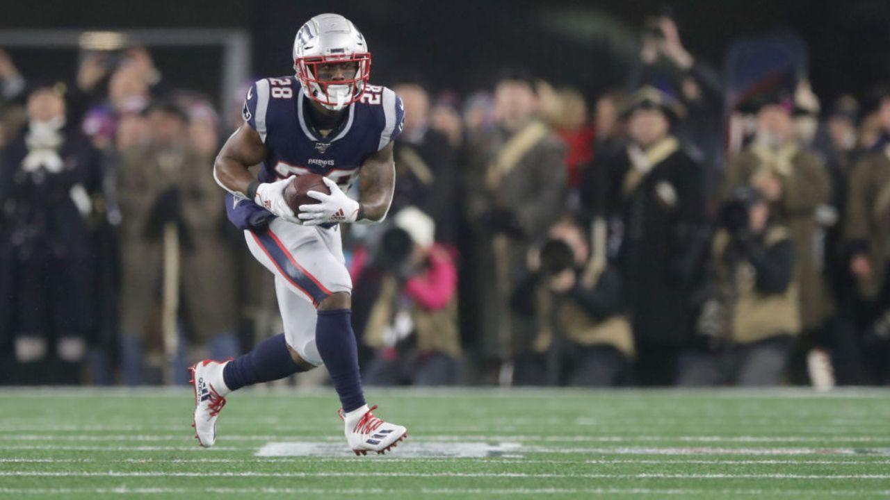 James White (New England Patriots) - Bildquelle: Getty