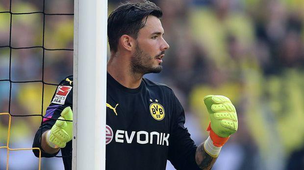 Roman Bürki - Bildquelle: Imago Sportfoto