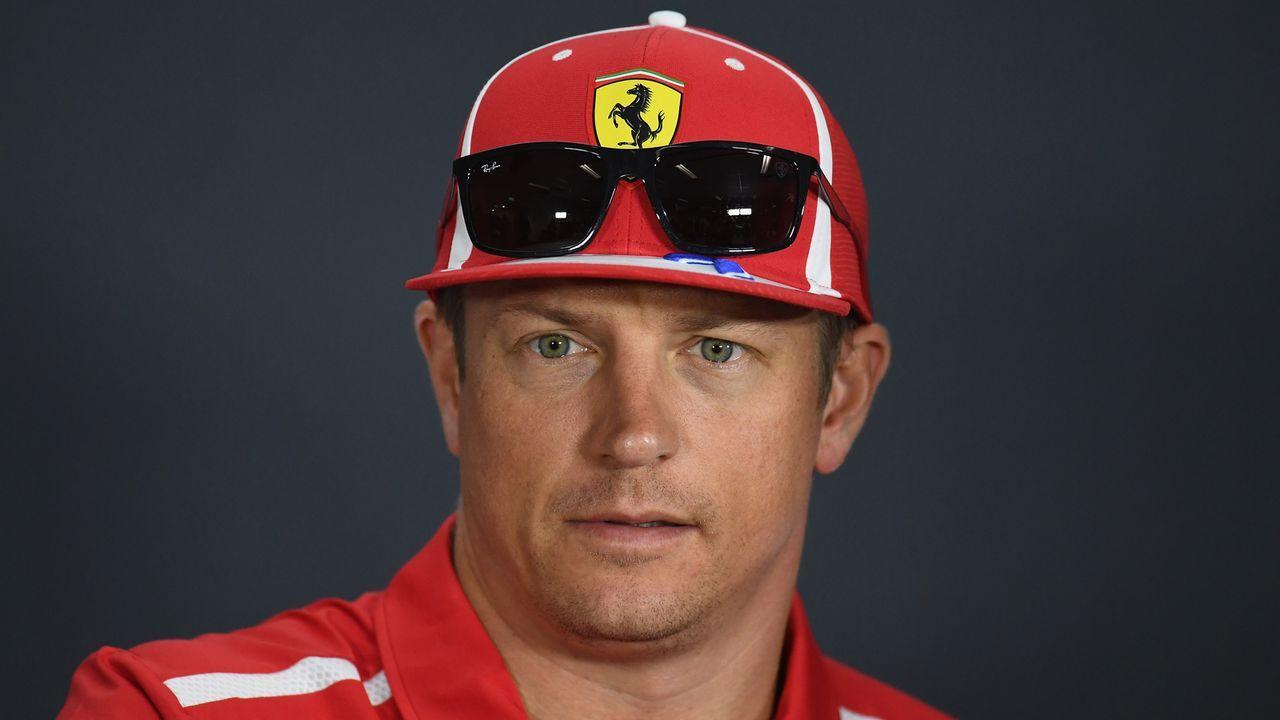 Kimi Räikkönen (Alfa Romeo Sauber F1 Team) - Bildquelle: getty