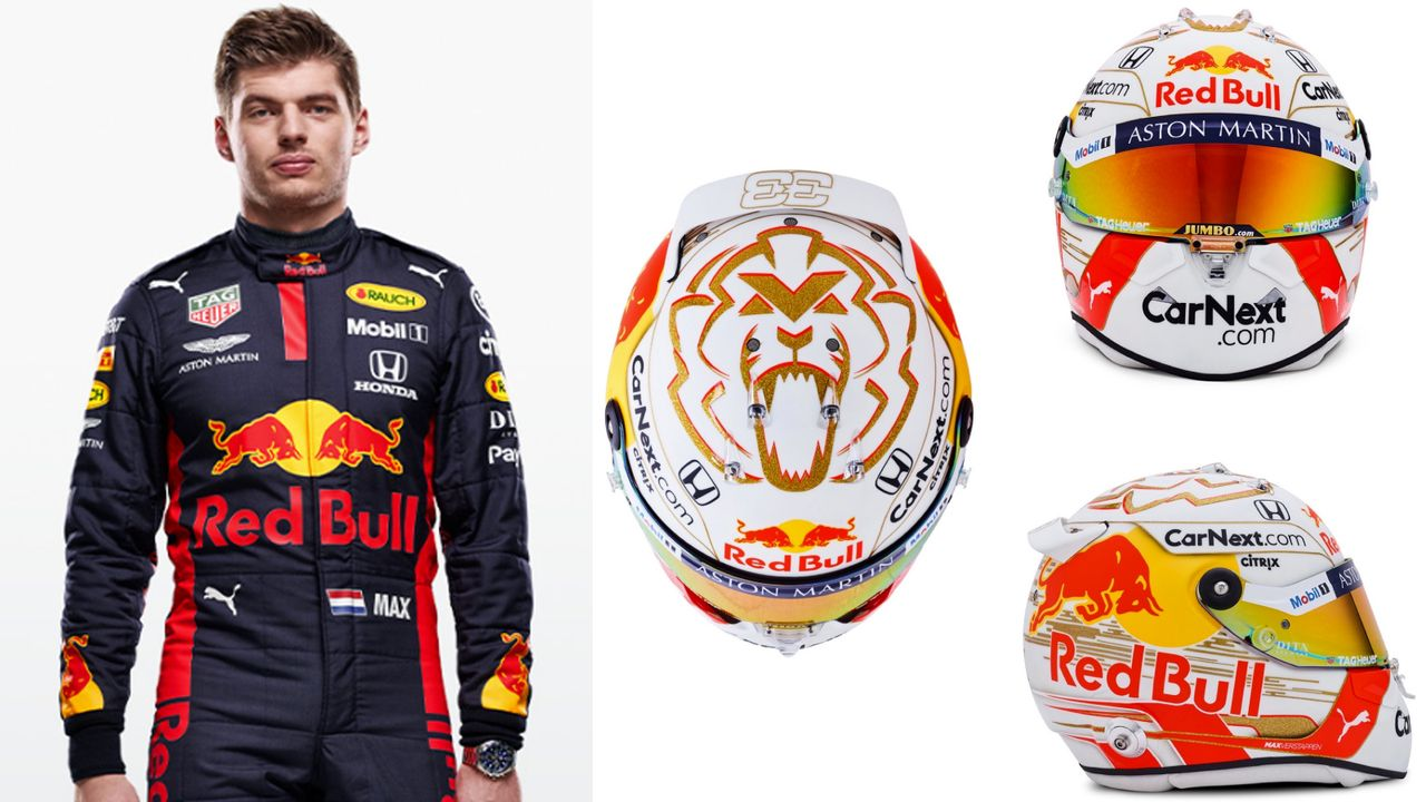 Max Verstappen (Red Bull Racing) - Bildquelle: Twitter: redbullracing