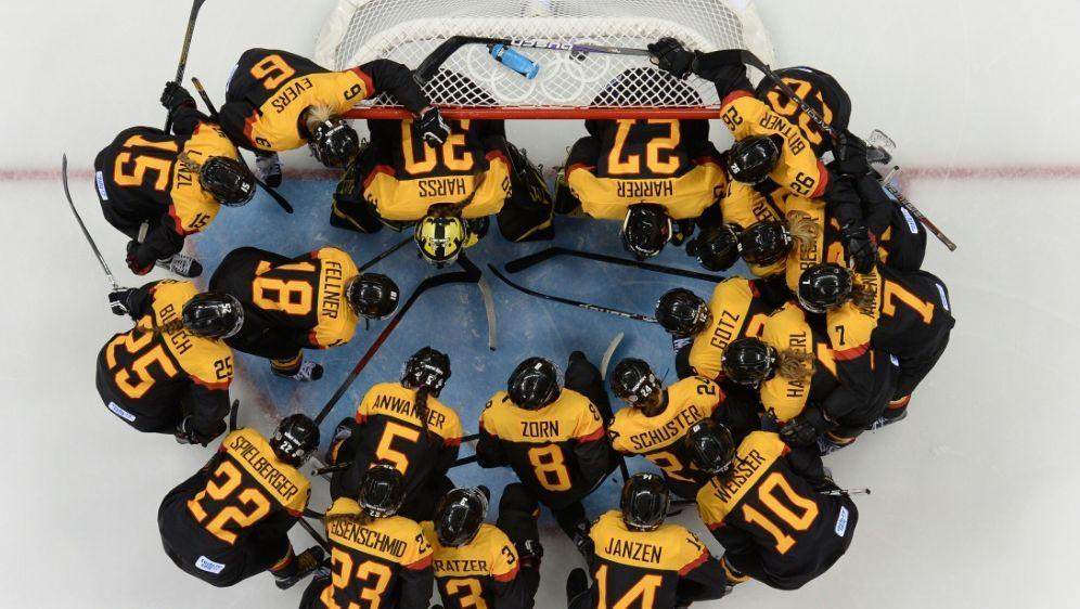 Eishockey-Frauen verpassen Gruppensieg - Bildquelle: AFPSIDJONATHAN NACKSTRAND