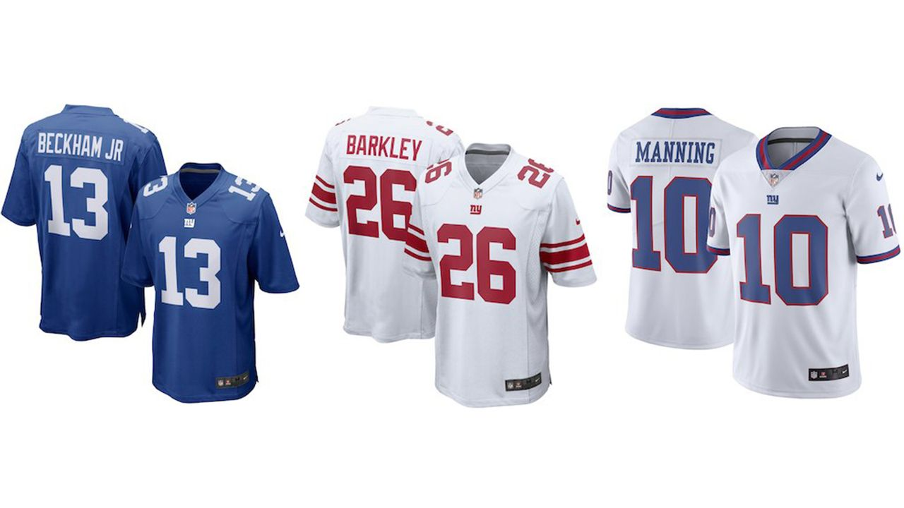 New York Giants - Bildquelle: nflshop.com