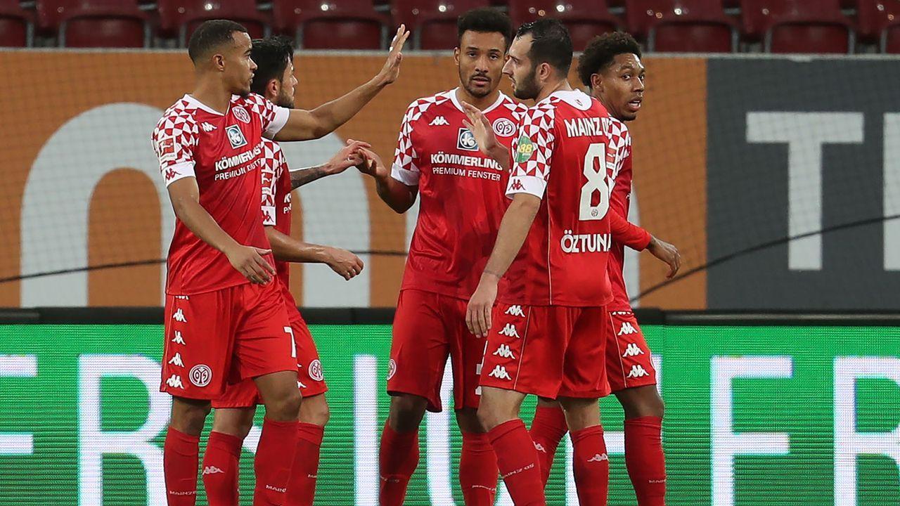 Platz 13: FSV Mainz 05 - Bildquelle: Getty Images