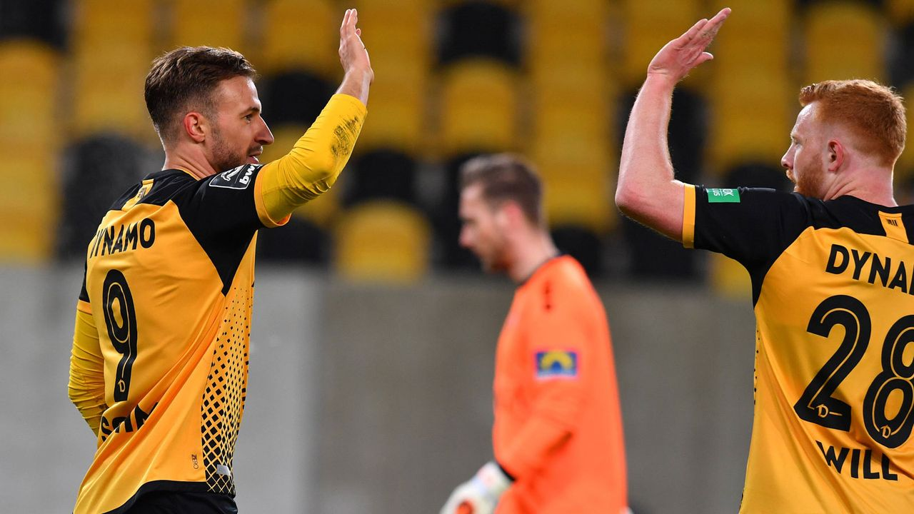 2. Platz: SG Dynamo Dresden (59 Punkte) - Bildquelle: Imago Images