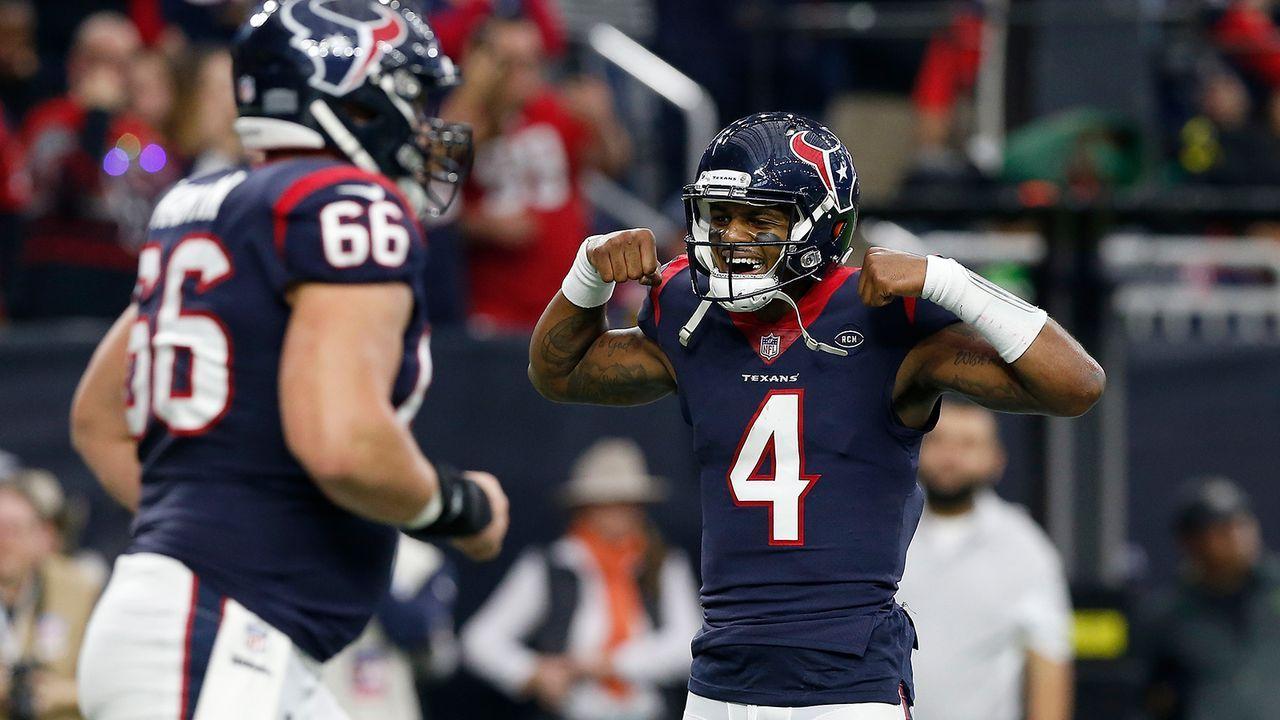Platz 9: Houston Texans - Bildquelle: 2018 Getty Images