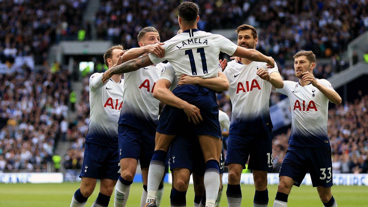 Tottenham Hotspur - Bildquelle: 2019 Getty Images