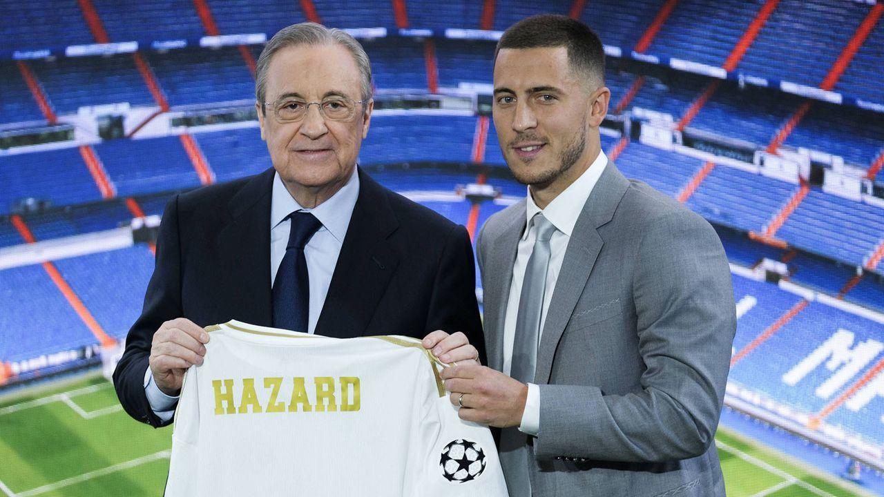 Real Madrid - Bildquelle: imago images / ZUMA Press