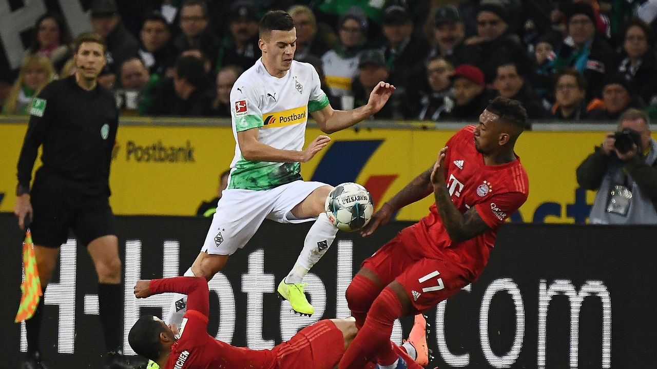 Laszlo Benes (Borussia Mönchengladbach) - Bildquelle: Imago Images
