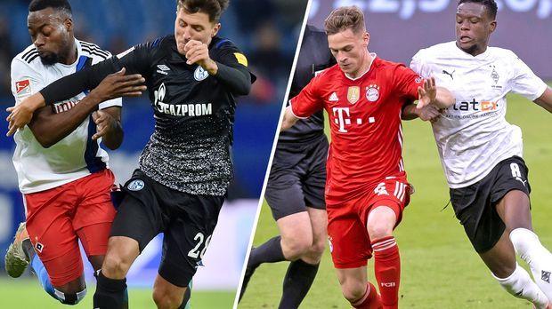 Bundesliga - Bundesliga-Spielplan: Kracher-Duelle zum Auftakt der Bundesliga und 2. Liga live in SAT.1 und auf ran.de