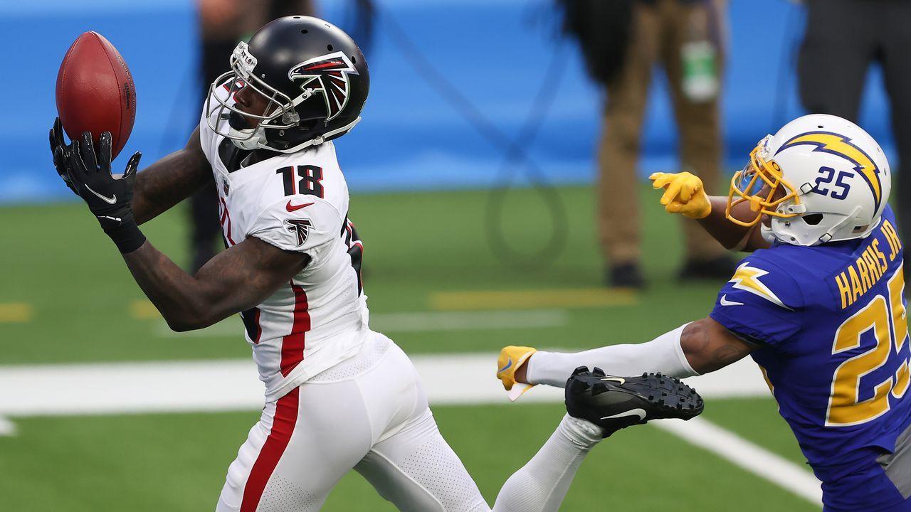 Atlanta Falcons (4-9 zum Zeitpunkt des Ausscheidens) - Bildquelle: 2020 Getty Images