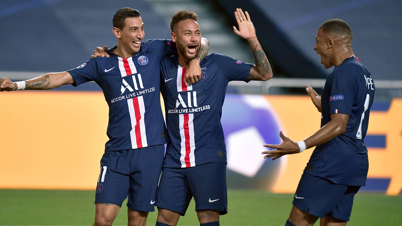 Platz 4: Paris Saint-Germain