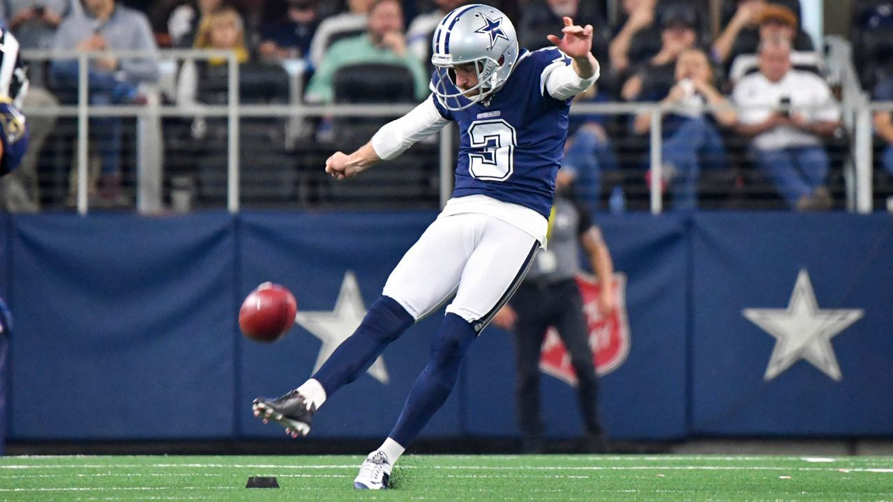 Kai Forbath (Dallas Cowboys)  - Bildquelle: imago