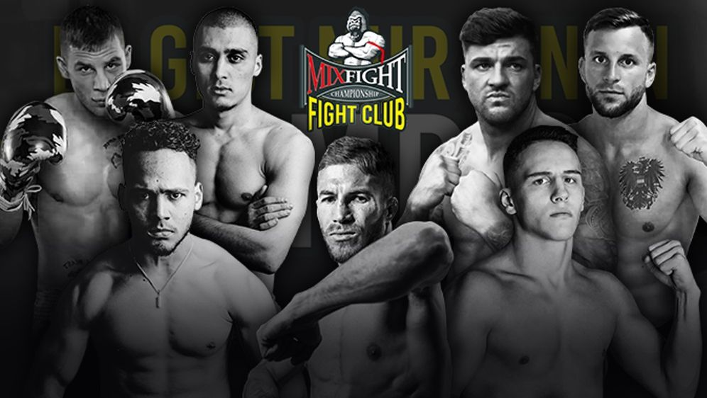Mix Fight Championship in Darmstadt - Bildquelle: Mix Fight Championship