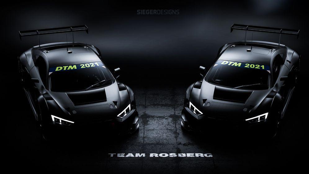 - Bildquelle: Team Rosberg