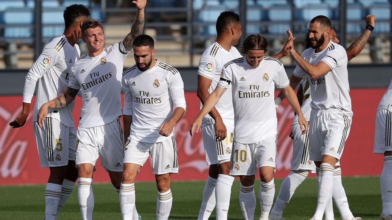 1. Real Madrid - Bildquelle: 2020 Getty Images